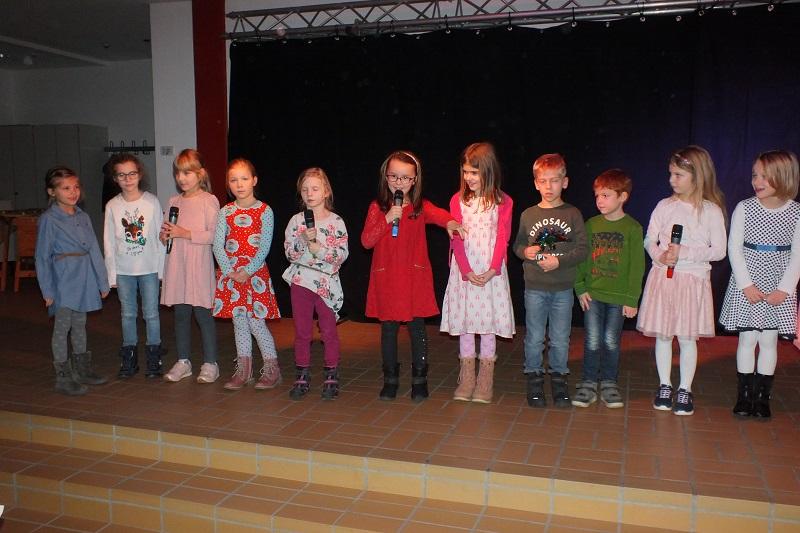 Ideen Weihnachtsfeier 3 Klasse.Weihnachtsfeier Grundschule Triefenstein